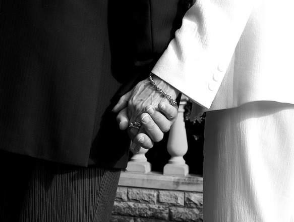 Seniorer dater i stigende grad på nettet